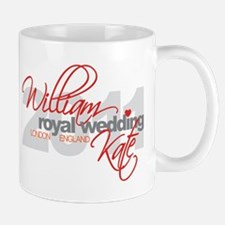 William & Kate Wedding Mug