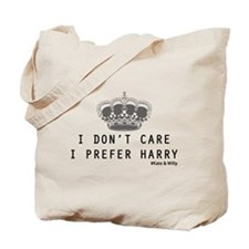 I PREFER HARRY Tote Bag