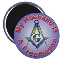 Masons Wife Magnet