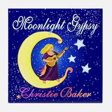 Moonlight Gypsy Tile Coaster