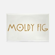 Moldy Fig Rectangle Magnet