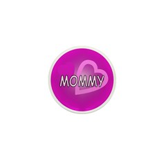 Mommy Mini Button (100 pack)
