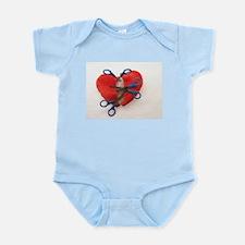 Open heart surgery Infant Creeper
