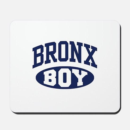 Bronx Boy Mousepad