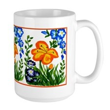 Happy Flowers Cup