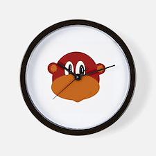 Funny Monkey Wall Clock