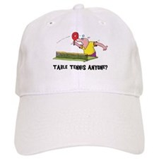 Table Tennis Cap