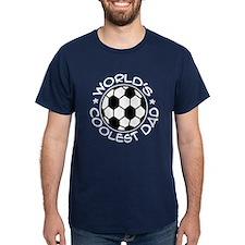 World's Coolest Soccer Dad T-Shirt