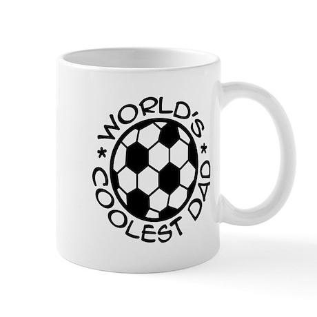 World's Coolest Soccer Dad Mug