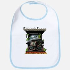 Cav Scout - Standing Out Bib