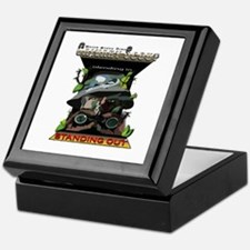 Cav Scout - Standing Out Keepsake Box