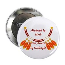 """Mohawk"" Button"