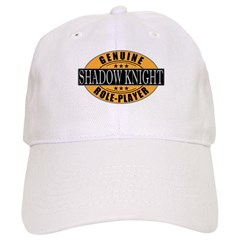 Genuine Shadow Knight Gamer Baseball Cap