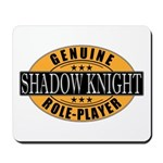 Genuine Shadow Knight Gamer Mousepad