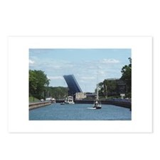 Charlevoix Bridge Postcards (Package of 8)
