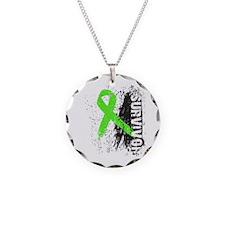 Survivor Non-Hodgkin's Necklace