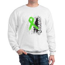 Survivor Non-Hodgkin's Sweatshirt