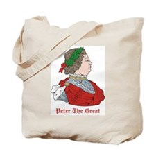 Peter The Great Tote Bag