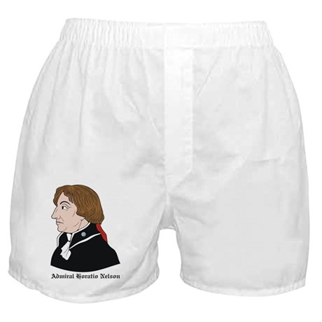 Admiral Horatio Nelson Boxer Shorts