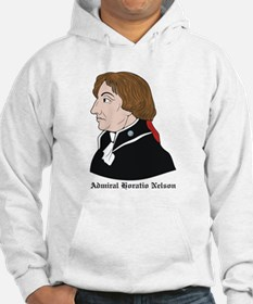 Admiral Horatio Nelson Hoodie