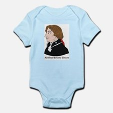 Admiral Horatio Nelson Infant Creeper