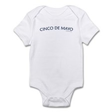 Cinco de Mayo (blue) - Infant Creeper