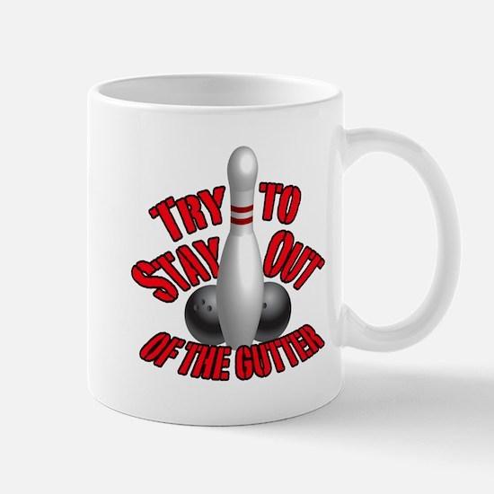 Bowling dirty humor Mug