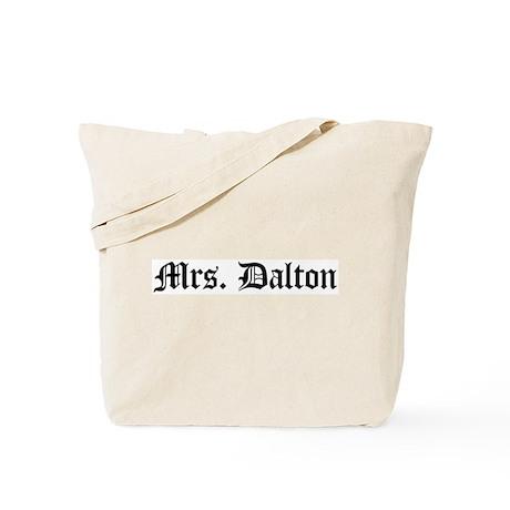 Mrs. Dalton Tote Bag