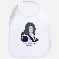 King Louis XIV Bib