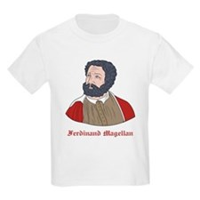 Ferdinand Magellan Kids T-Shirt