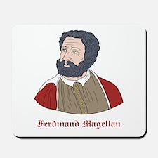 Ferdinand Magellan Mousepad