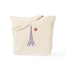 Paris in Love - Tote Bag