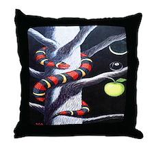 Original Sin Throw Pillow