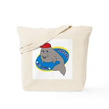 Ocean Team All Stars Whale Tote Bag