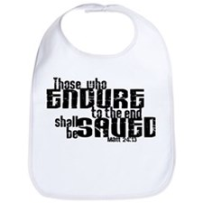 Endure to the End Bib