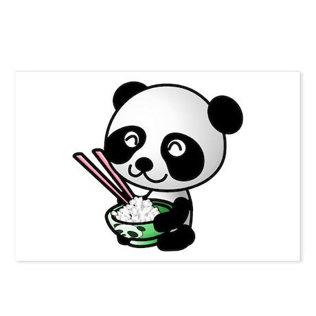Baby Panda Postcards (Package of 8)