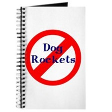 No Dog Rockets Journal