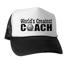 World's Greatest Basketball Coach Hat
