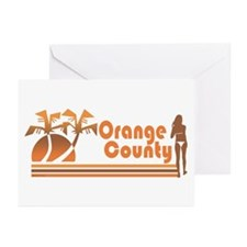 Orange County OC 1 Greeting Cards (Pk of 10)