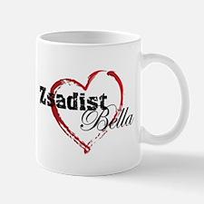 Abstract Heart Mug - Zsadist And Bella Mugs