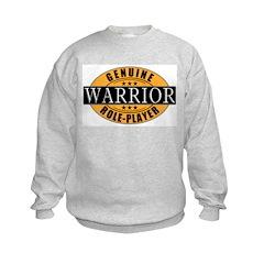 Genuine Warrior Gamer Sweatshirt