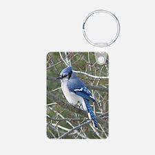 Blue Jay Keychains