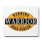 Genuine Warrior Gamer Mousepad