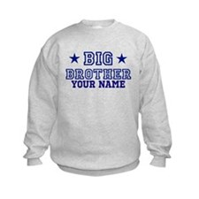 Big Brother Sport Personalize Sweatshirt