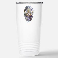 Police Cups and Mugs Travel Mug