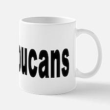 I Love Toucans Mug