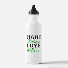 SCT Warrior Fight Water Bottle