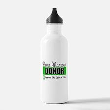 Bone Marrow Donor Water Bottle