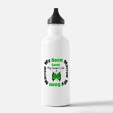 MyBoneMarrowSavedSister Water Bottle