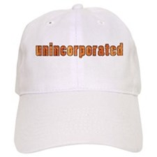 Unincorporated Baseball Cap